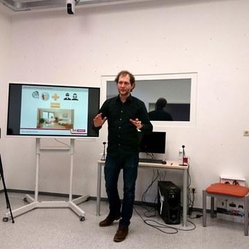 VR-Lernsoftware erstmalig vorgestellt